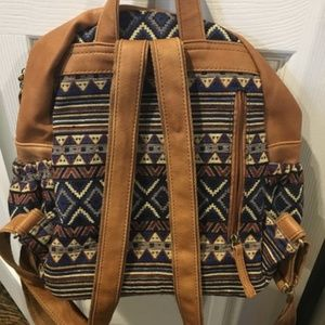 Boho backpack *Great Condition*